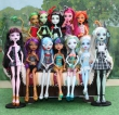 ALL Monster High